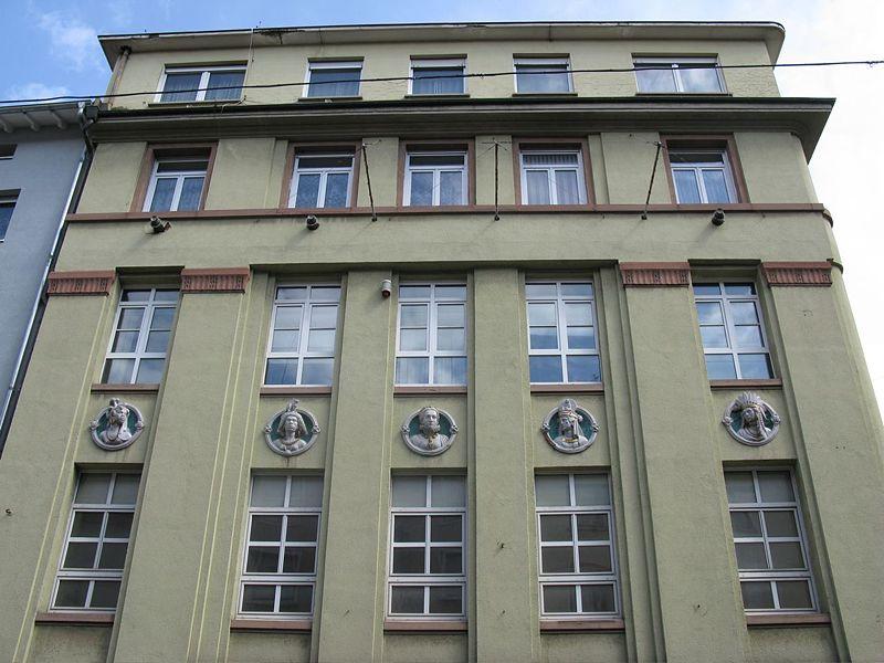 Kollmar&Jourdan Gebäude